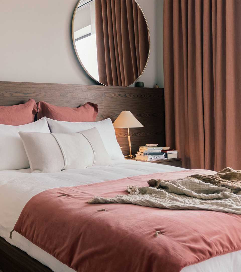 The Brentford Project Apartment Bedroom